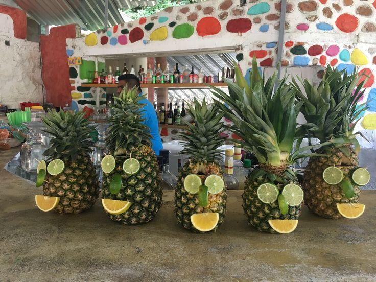 Who's ready for a Coco Loco at El Tuito?  Located near Villa del Palmar Puerto Vallarta.