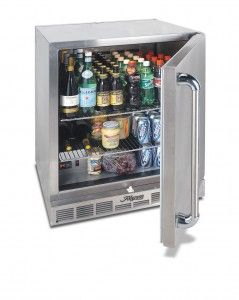 Looking for an outdoor refrigerator for your patio? Check out this durable and powerful Alfresco unit. $3,457  http://www.yourrefrigeratorguide.com/outdoor-refrigerator-reviews/  #outdoor #refrigerator