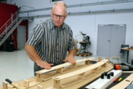 Poncelet : wooden boats / bateaux en bois / houten boten