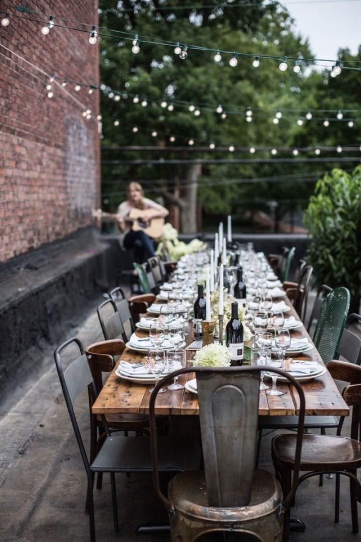 1000 ideas sobre decoraci n de las mesas de verano en - Mesas de verano ...