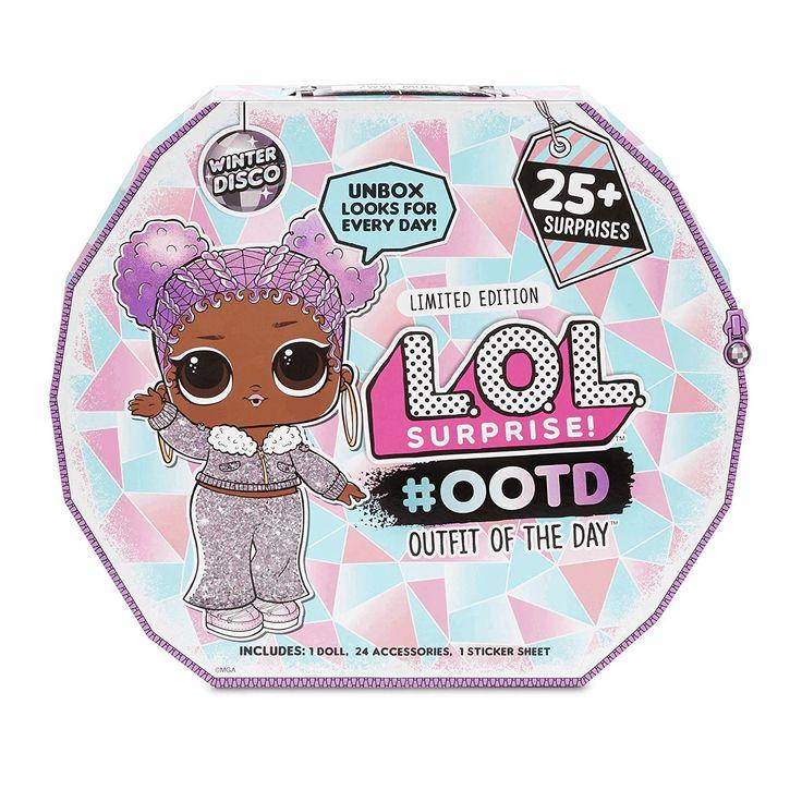 L.O.L. Surprise! Advent Calendar Lol dolls, Disco outfit