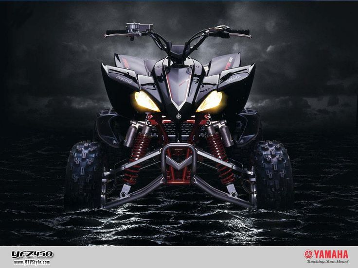 Yamaha Atv Wallpaper