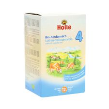 HOLLE BIO Lapte organic formula 4  600g