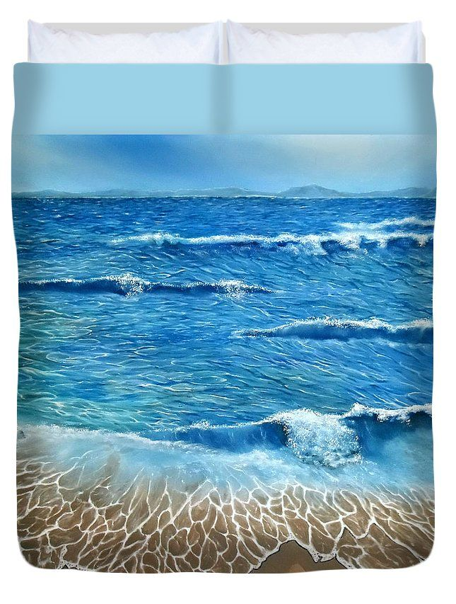 Duvet Cover,  home,accessories,bedroom,decor,cool,unique,fancy,artistic,trendy,unusual,awesome,beautiful,modern,fashionable,design,for,sale,items,products,ideas,blue,coastal,sea,waves