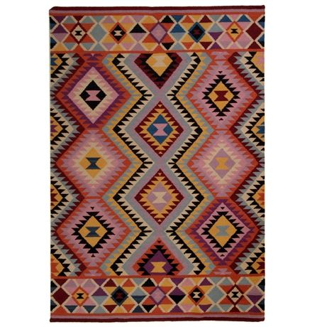 Binda Wool Rug 160 x 230 matt blatt $495