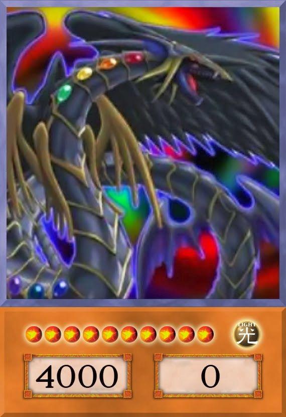 Rainbow Dark Dragon (Versão Anime)