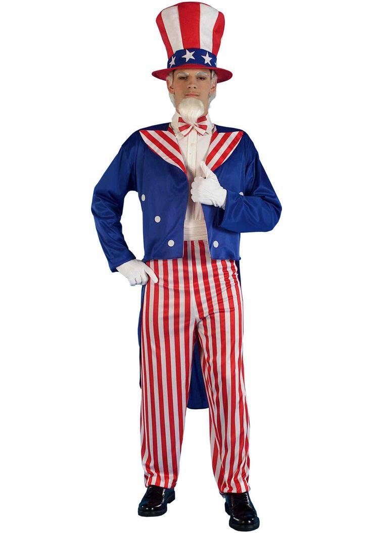 Uncle Sam Costume Forum - Funny at Escapade™ UK