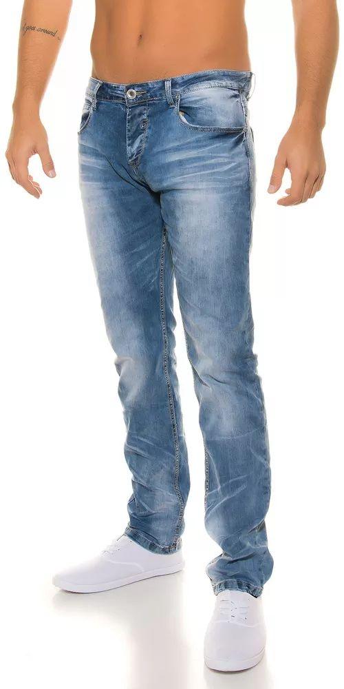 Pánské módní džíny