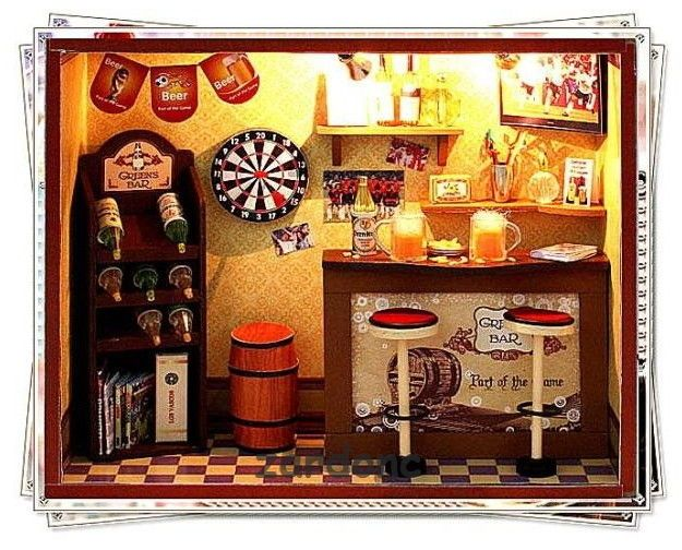 Man Cave Bar Kits : Best images about zd doll house man cave on pinterest