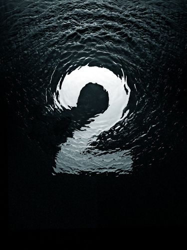 Typography inspiration, Waves, water, sea, number, lettering, graphic design, two, 2
