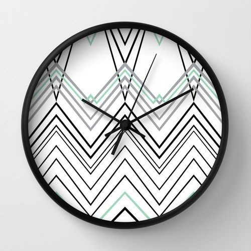 169 best Clocks images on Pinterest Wall clocks Triangles and