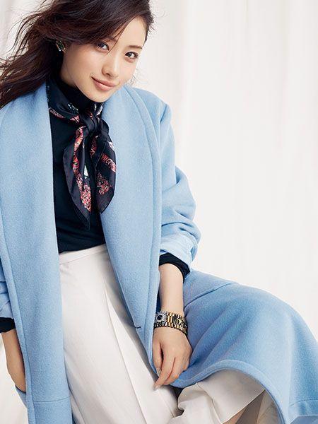 なれるものなら、石原さとみ! いま、多くの女性たちから支持を集めている女優・石原さとみさん。 大人女子ならマネしたい、冬のモテ色を着こなす麗しい姿が、早くも話題になっています。 #石原さとみ #AneCan #ファッション