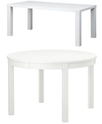 mesas de cocina baratas de ikea redondas extensibles y de pared ...