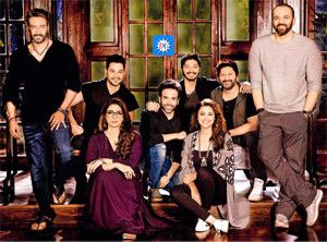 Team 'Golmaal Again' Begin Final Schedule Of The Film