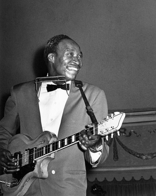 """Jimmy Reed - one of the best blues singers - did """"Big Boss Man"""" and others"""