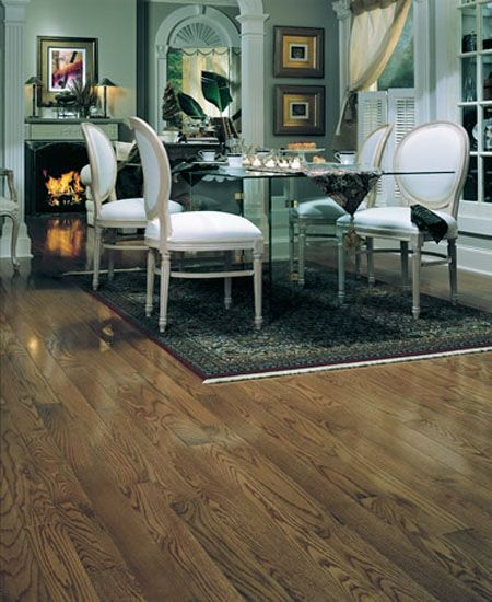 Wide Plank Flooring For Kitchen Dining Room