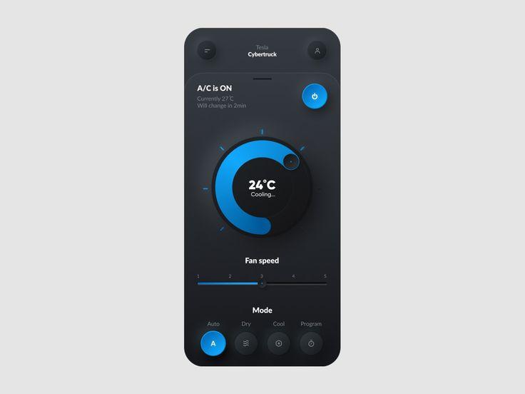 Tesla smart app tesla app smart