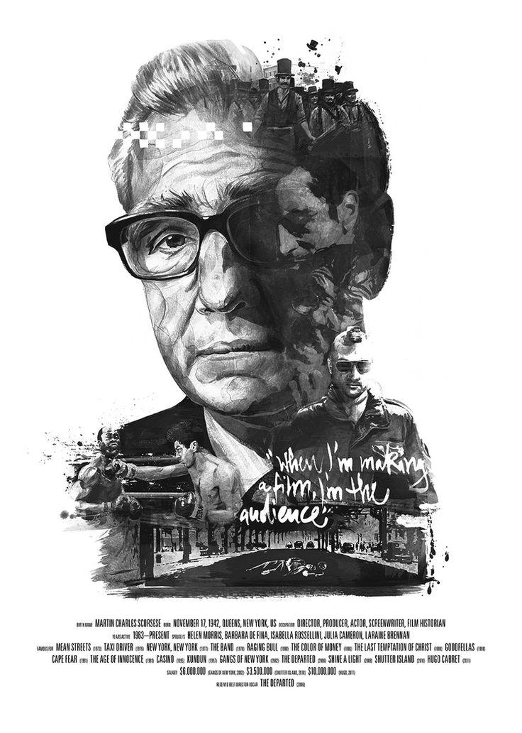 Julian Rentzsch - Martin Scorsese