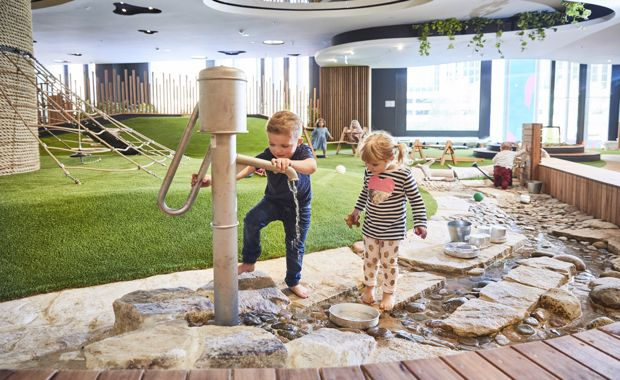 Guardian Early Learning will join Brisbane Showgrounds new social, creative & community retail concept as part of a $2.9 billion urban regeneration project.