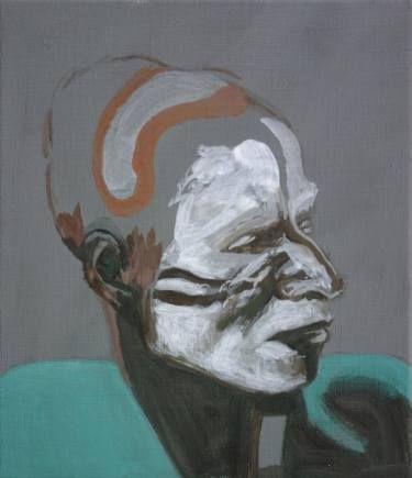 "Saatchi Art Artist Wojtek Herman; Painting, ""Karo"" #art"