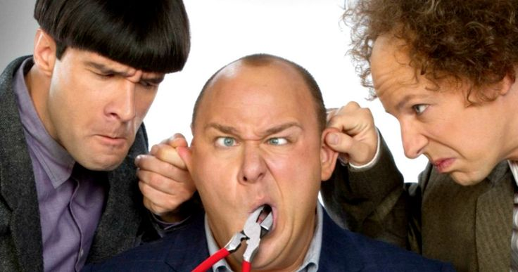 'Three Stooges 2' Will Team Original Cast with Major Action Star -- Sean Hayes, Chris Diamantopoulos and Will Sasso will reprise their roles as 'The Three Stooges' in a sequel described as an action comedy. -- http://movieweb.com/three-stooges-2-cast-action-star/