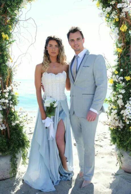 Steffy & Wyatt's 1st Wedding
