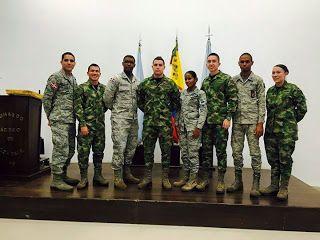 Google+ Colombia capacita a personal de la Fuerza Aérea de República Dominicana - Noticias Infodefensa España