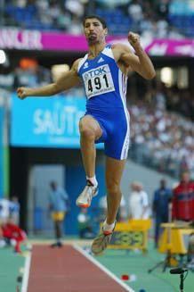 Salim Sdiri  saut en longueur France