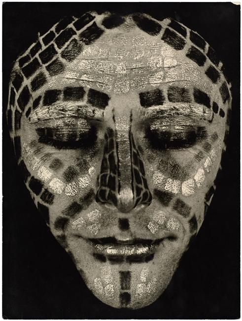 Wolfram Mehring, Un seul visage en ses métamorphoses | 1961, Foto di Thérèse Le Prat ©RMN