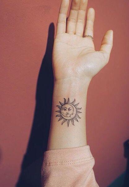 30 Cute Small Tattoo Ideas To Look Beautiful, #beautiful #ideas #small #tattoo, … – #beautiful