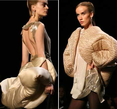 Maticevski Fall 2007 Collection Review | Splash Magazines | Los Angeles