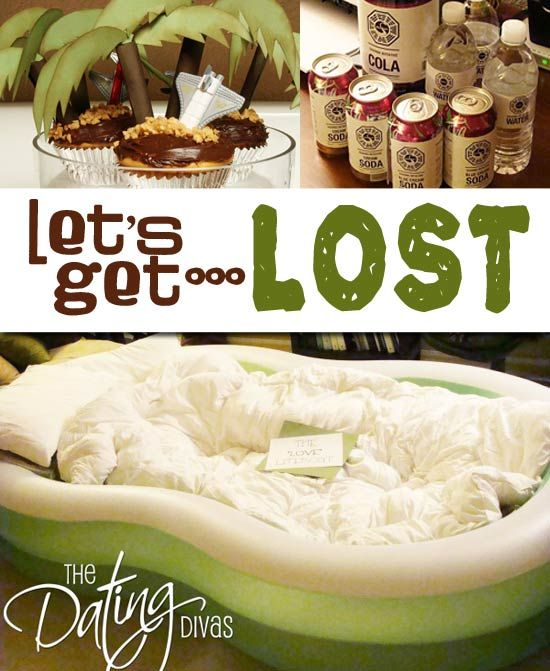 Fun ideas (and free printables) for a LOST night!