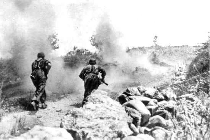 Battle of Crete - The Island of the Brave