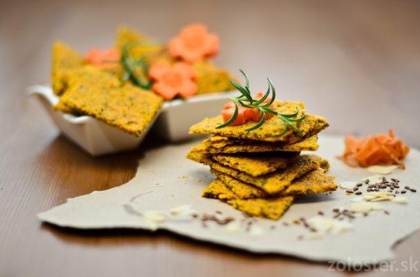 Zdravé mrkvové chipsy (fotorecept) - obrázok 4