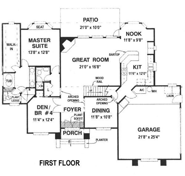82 best Neat floor plans images on Pinterest | Future house ...