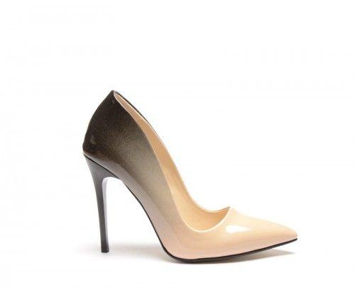 Pantofi Panto Nude