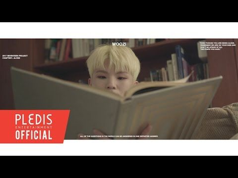 2017 SEVENTEEN Project Chapter1. Alone Trailer #WOOZI - YouTube