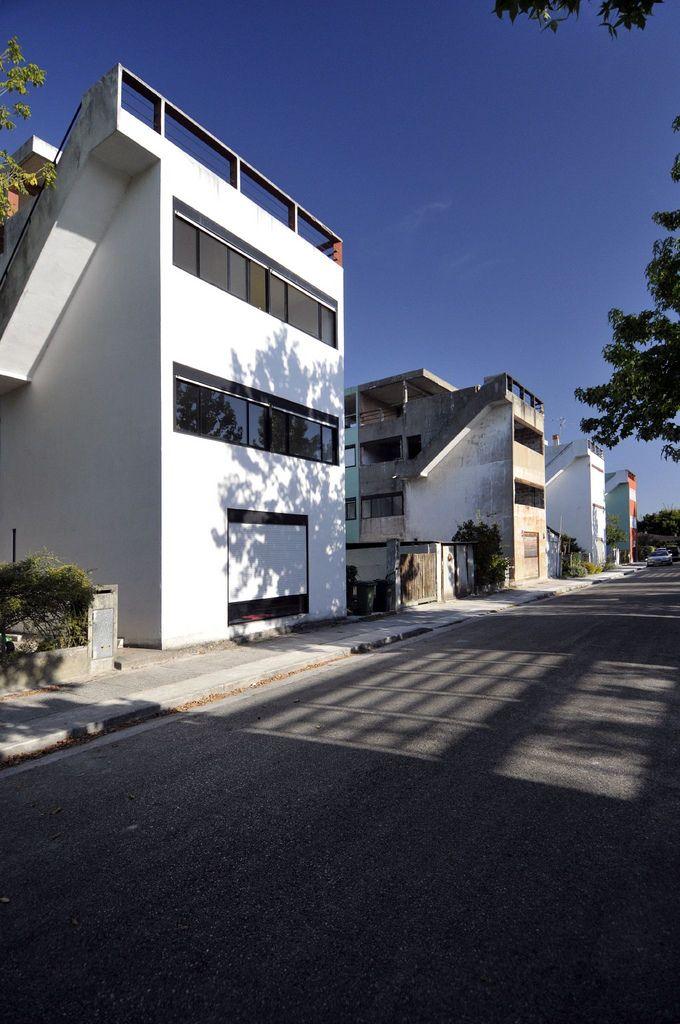 cit frug s les quartiers modernes 1926 pessac france social housing for 50 families 6