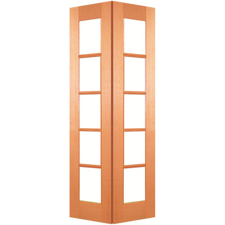 Find Woodcraft Doors 2040 x 820 x 35mm 5 Lite Internal Bi-Fold Door Set with Safety Glass at Bunnings Warehouse. Visit your local store for the widest range of building & hardware products.