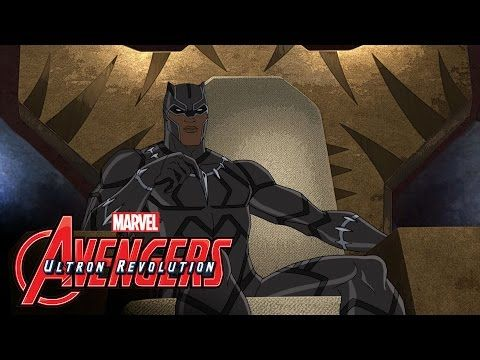 Black Panther Debuts In 'Marvel's Avengers: Ultron Revolution' | News | Marvel.com