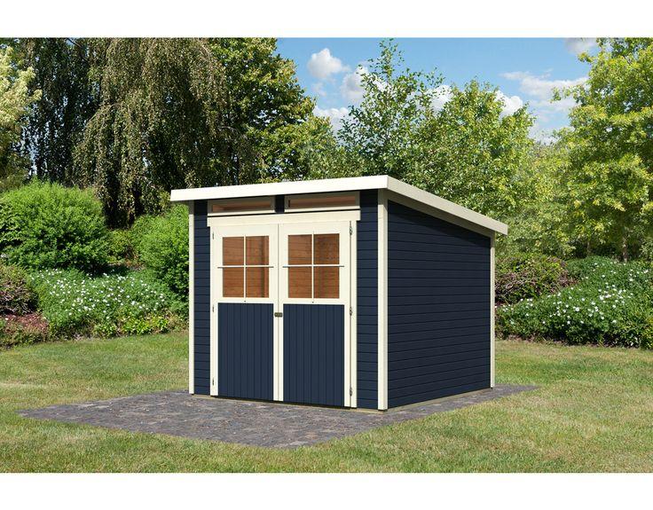 1000 ideas about karibu gartenhaus on pinterest. Black Bedroom Furniture Sets. Home Design Ideas
