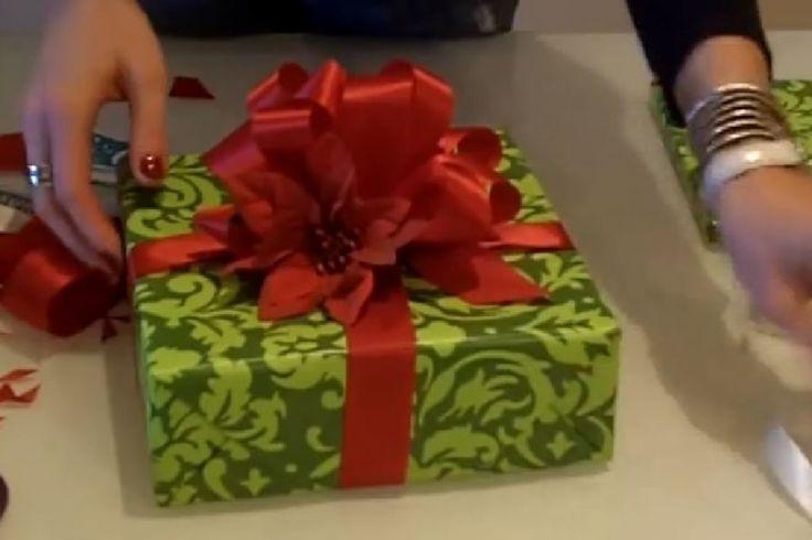 Les 25 Meilleures Id Es Concernant Boucles Emballage De Cadeau Sur Pinterest N Ud En Rubans