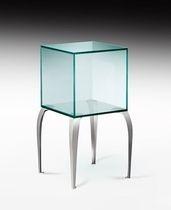 tavolino moderno in vetro GELLY by Philippe Starck FIAM ITALIA