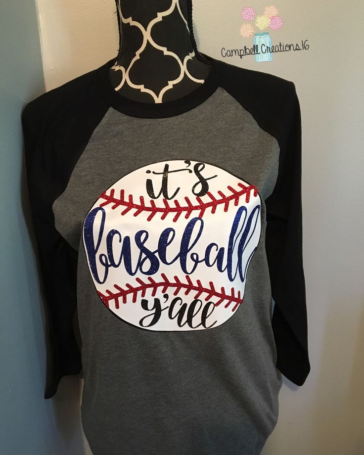 Its baseball yall shirt is great to show your support for your team. This shirt is great to support your favorite player. Its baseball yall is on a raglan unisex t shirt. The brand is bella&canvas. Please let me know which color shirt you prefer. If no shirt color is left then it will be the one in the photo. Please review turnaround times and policies before you check out. Thank you