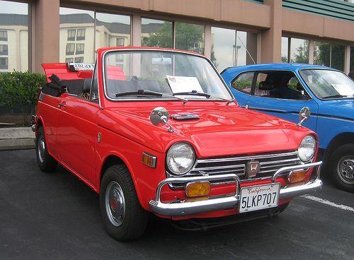 Honda N600 - 1970 | Unique Little Car Show. Honda N 600: 196… | MR38 > AWAY till OCTOBER | Flickr