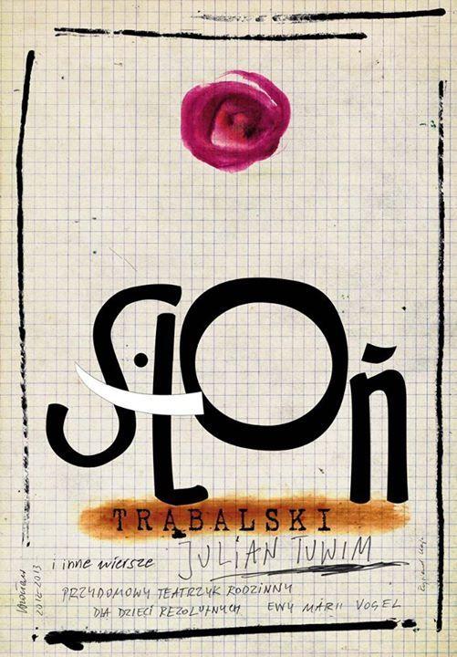 Slon Trabalski, Polish Poster