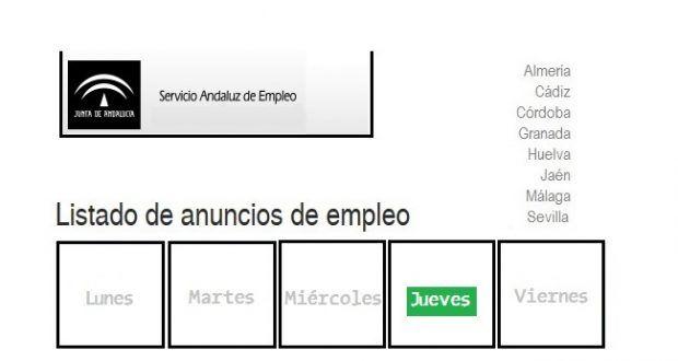Ofertas de empleo: jueves, 21 de diciembre de 2017 http://andaluciaorienta.net/ofertas-empleo-jueves-21-diciembre-2017/