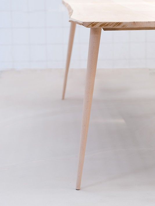 1000+ ideas about Table En Bois Massif on Pinterest  Table bois massif, Indu