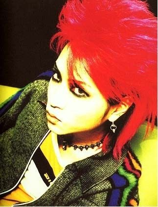 Hide, japanese rockstar. ENPINKEN ME
