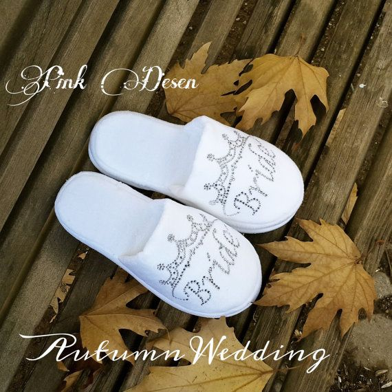 Hey, I found this really awesome Etsy listing at https://www.etsy.com/listing/260980194/brides-wedding-slippers-honeymoon